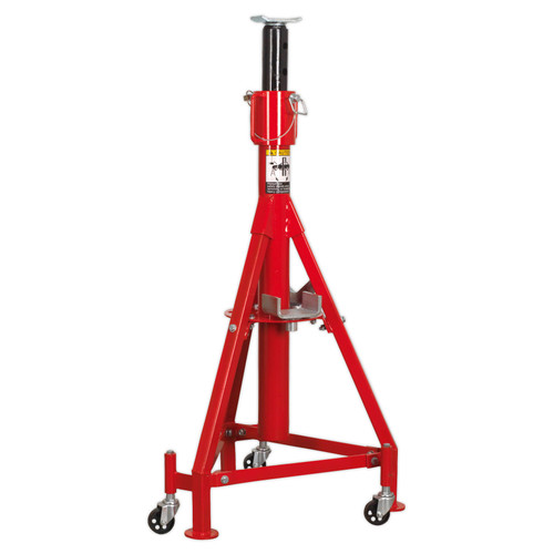 Buy Sealey ASC50 High Level Commercial Vehicle Support Stand 5 Tonne Capacity at Toolstop
