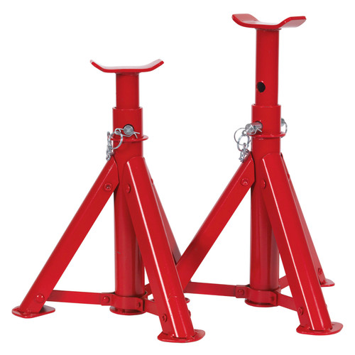 Buy Sealey AS2000F Axle Stands 2 Tonne Capacity Per Stand 4 Tonne Per Pair TUV/GS Folding Type at Toolstop