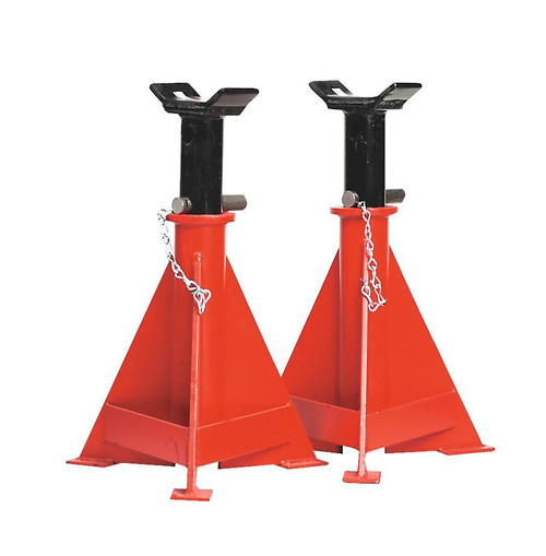 Buy Sealey AS15000 Axle Stands 15tonne Capacity Per Stand 30tonne Per Pair at Toolstop