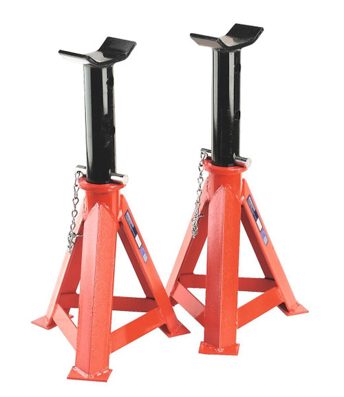 Buy Sealey AS12000 Axle Stands 12tonne Capacity Per Stand 24tonne Per Pair at Toolstop