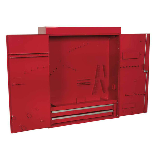 Buy Sealey APW750 Wall Mounting Tool Cabinet at Toolstop