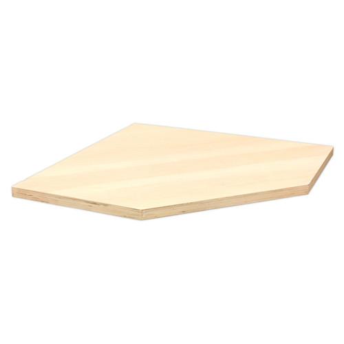 Buy Sealey APMS60PW Pressed Wood Worktop For Modular Corner Cabinet 865mm at Toolstop
