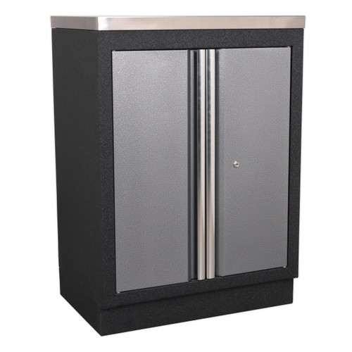 Buy Sealey APMS52 Modular 2 Door Floor Cabinet 680mm at Toolstop