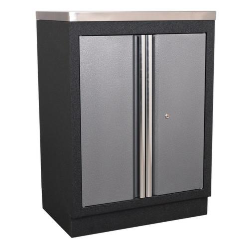 Buy Sealey APMS52 Modular 2 Door Floor Cabinet 680mm at Toolstop
