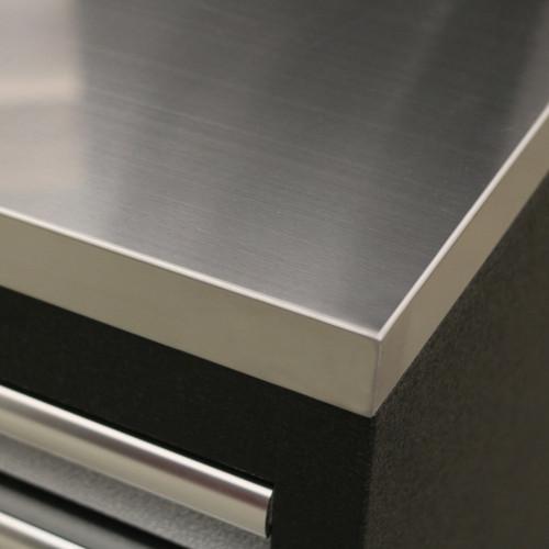 Buy Sealey APMS50SSC Stainless Steel Worktop 2040mm at Toolstop