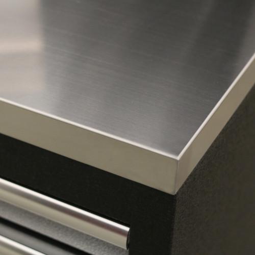 Buy Sealey APMS50SSB Stainless Steel Worktop 1360mm at Toolstop
