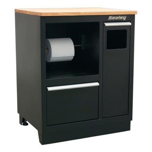 Buy Sealey APMS20 Modular Floor Cabinet Multi-Function 775mm Heavy-Duty at Toolstop