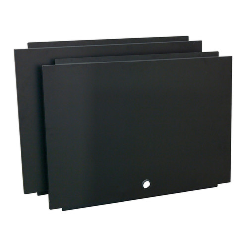 Buy Sealey APMS17 Back Panel Assembly For Modular Corner Wall Cabinet 930mm at Toolstop