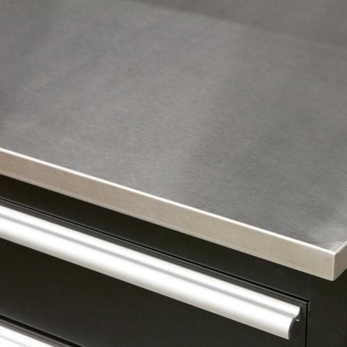 Buy Sealey APMS09 Stainless Steel Worktop 1550mm at Toolstop