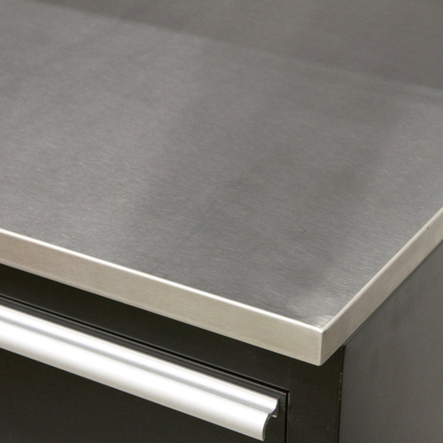 Buy Sealey APMS08 Stainless Steel Worktop 775mm at Toolstop