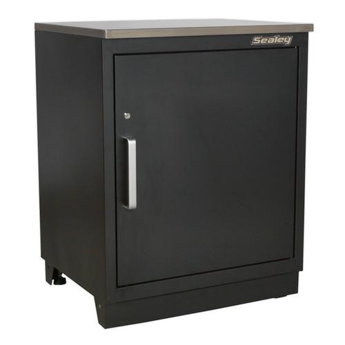 Buy Sealey APMS01 Modular Floor Cabinet 1 Door 775mm Heavy-Duty at Toolstop