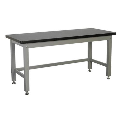 Buy Sealey API1800 Workbench Steel Industrial 1.8mtr at Toolstop