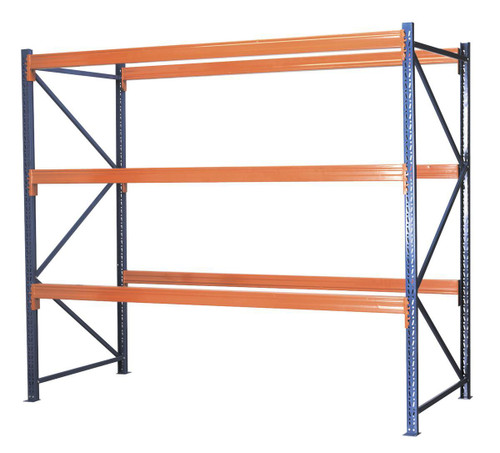 Buy Sealey AP3000 Racking Unit With 3 Beam Sets 1000kg Capacity Per Level at Toolstop
