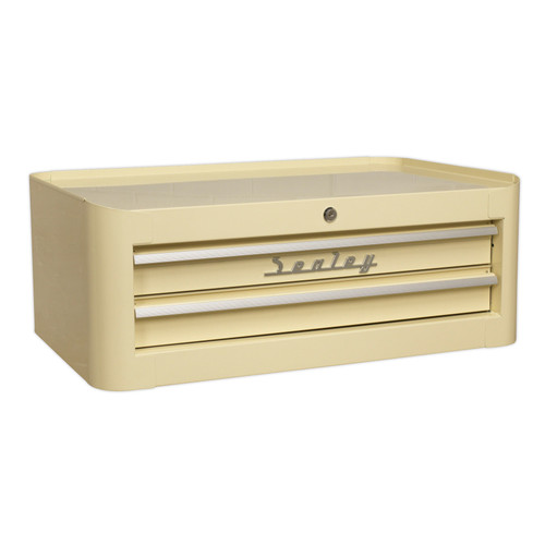 Buy Sealey AP28102 Mid-box 2 Drawer Retro Style at Toolstop