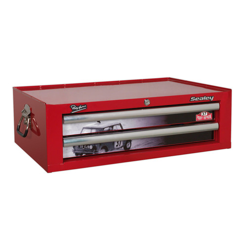 Buy Sealey AP26029TPH Mid-box 2 Drawer Paddy Hopkirk Limited Edition at Toolstop