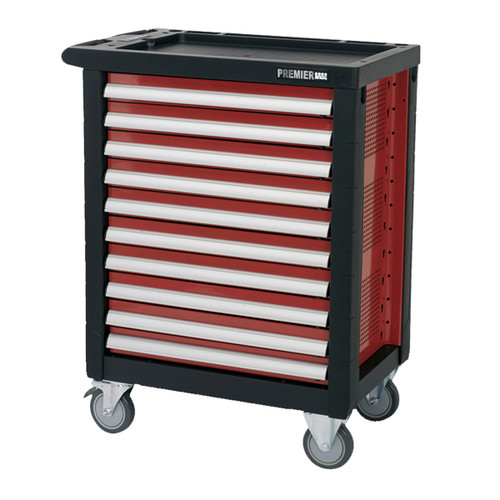 Buy Sealey AP2410 Rollcab 10 Drawer With Ball Bearing Runners at Toolstop