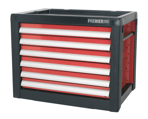 Buy Sealey AP2403 Topchest 6 Drawer With Ball Bearing Runners at Toolstop