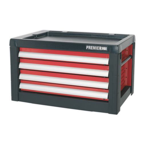 Buy Sealey AP2401 Topchest 4 Drawer With Ball Bearing Runners at Toolstop