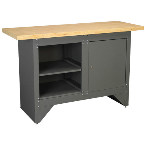 Buy Sealey AP2010 Workbench With Cupboard Heavy-Duty at Toolstop