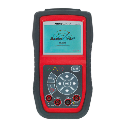 Buy Sealey AL539 Autel EOBD Code Reader - Electrical Tester at Toolstop