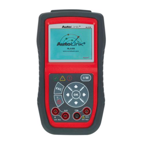 Buy Sealey AL539 Autel EOBD Code Reader - Electrical Tester at Toolstop