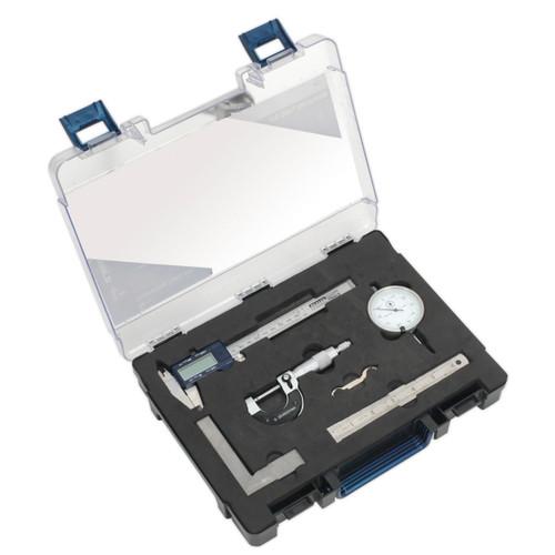 Buy Sealey AK96SET Measuring Tool Set 5pc at Toolstop