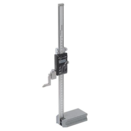 Buy Sealey AK9636D Digital Height Gauge 0-12in / 0-300mm at Toolstop