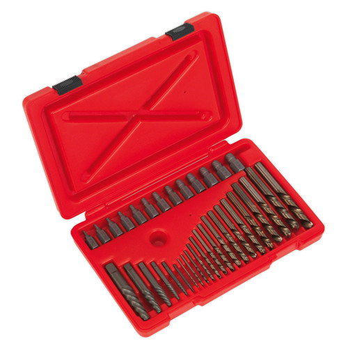 Buy Sealey AK8186 Master Extractor Set 35pc at Toolstop