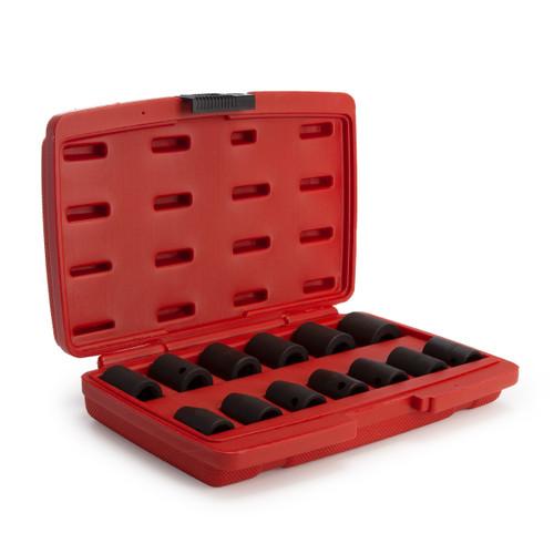 Sealey AK5613M Metric Impact Socket Set 1/2in Square Drive (13 Piece) - 3