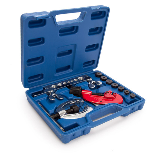 Sealey AK506 Pipe Flaring & Cutting Kit (10 Piece) - 4