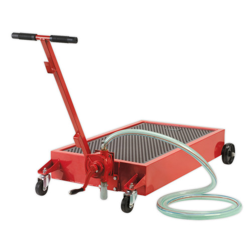 Buy Sealey AK467DXP Low Level Oil Drainer 64ltr With Pump at Toolstop