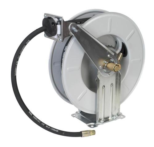 Buy Sealey AK4567D Oil Hose Reel Retractable 10mtr at Toolstop