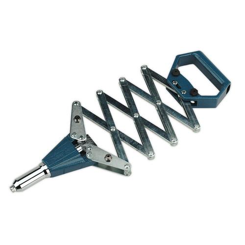Buy Sealey AK395 Lazy Tong Riveter 3.0-6.4mm at Toolstop