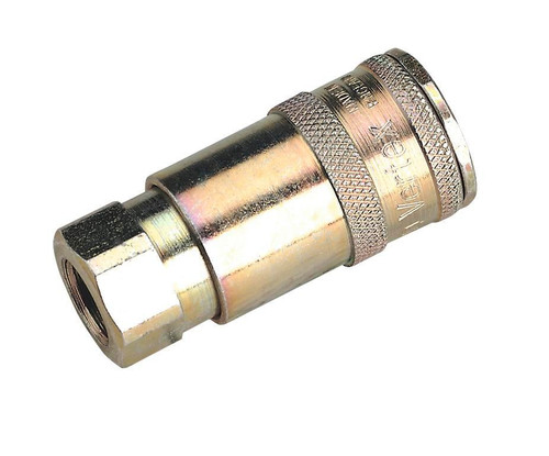 "Buy Sealey AC15BP Coupling Body Female 1/4""bsp Pack Of 50 at Toolstop"