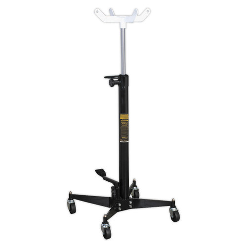 Buy Sealey 600TRQ Transmission Jack 0.6tonne Vertical Quick Lift at Toolstop