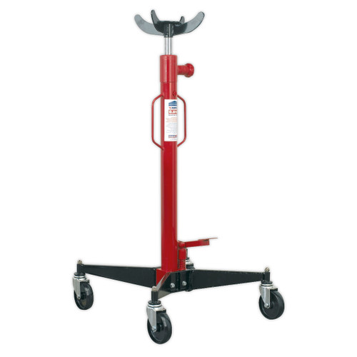 Buy Sealey 600TR Transmission Jack 0.6tonne Vertical at Toolstop
