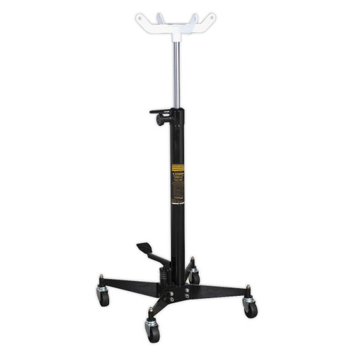 Buy Sealey 300TRQ Transmission Jack 0.3tonne Vertical Quick Lift at Toolstop