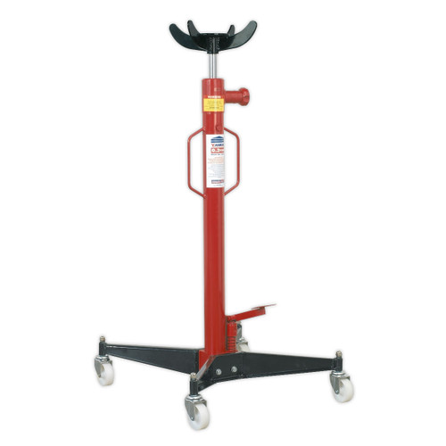 Buy Sealey 300TR Transmission Jack 0.3tonne Vertical at Toolstop