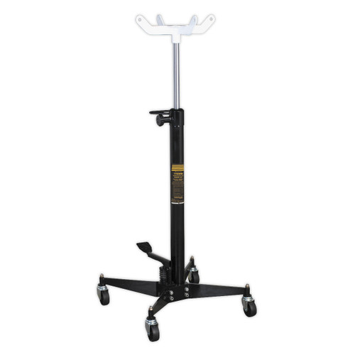 Buy Sealey 1000TRQ Transmission Jack 1tonne Vertical Quick Lift at Toolstop