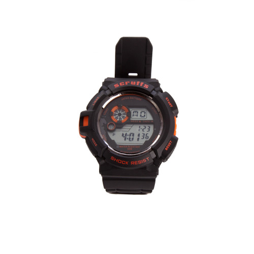 Buy Scruffs T51415 Work Watch (Black) at Toolstop