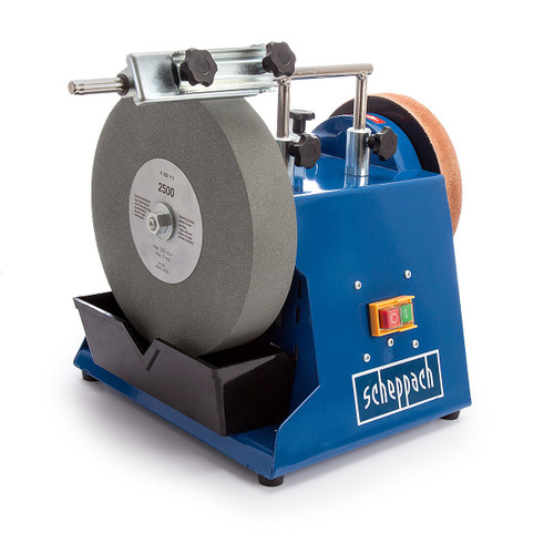 Scheppach Tiger 2500 Wet Stone Sharpener 240V - 4