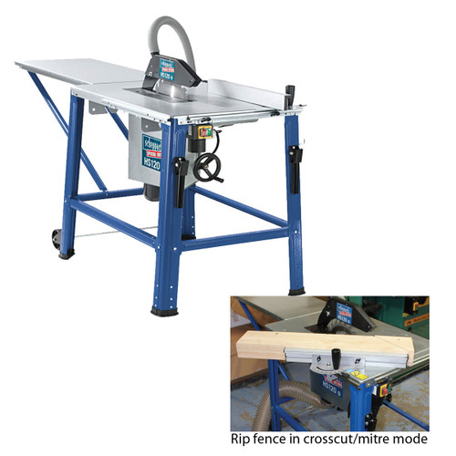 Buy Scheppach HS120-O 315mm Saw Bench 240V at Toolstop