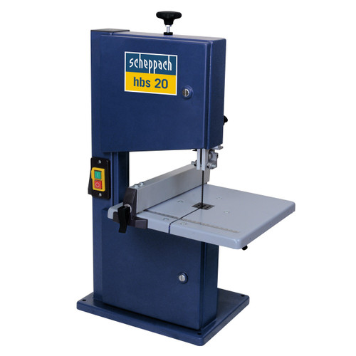 Buy Scheppach HBS20 8in Hobby Bandsaw 240V for GBP107.5 at Toolstop