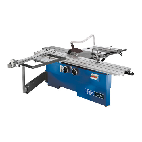 Buy Scheppach Forsa 8.0-P3 Precison Panel Sizing Saw Kit 415V at Toolstop