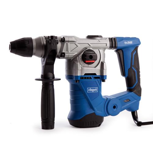 Scheppach DH1300 SDS+ Rotary Hammer Kit 240V - 2