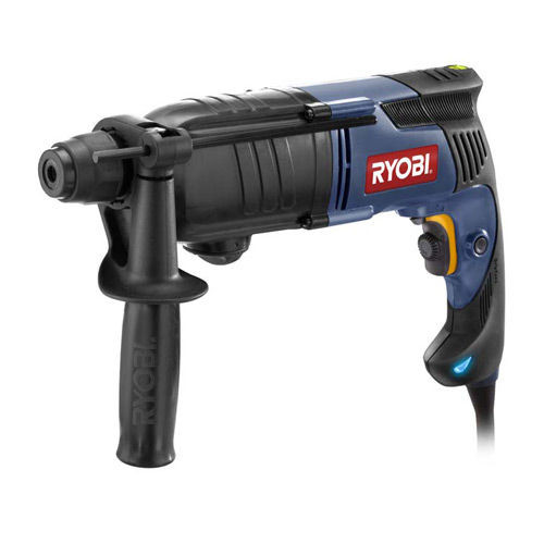 Buy Ryobi ERH750V 650w SDS-Plus 'ROTO STOP' Rotary Hammer Drill 110V at Toolstop