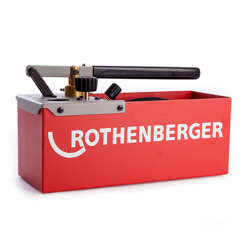 Rothenberger 6.0250 TP25 Pressure Testing Pump - 2