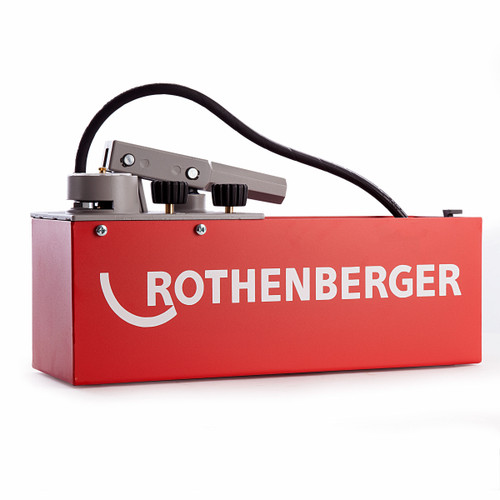 Rothenberger 6.0200 RP50S Pressure Testing Pump - 2