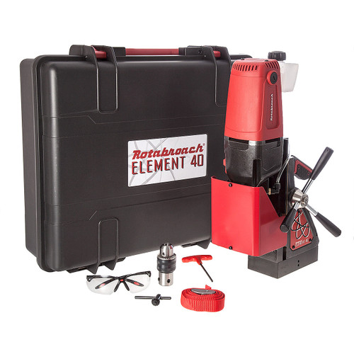 Rotabroach ELEMENT 40 Magnetic Drill 240V - 4