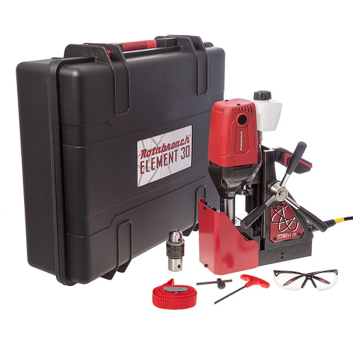 Rotabroach ELEMENT 30 Magnetic Drill 110V - 5